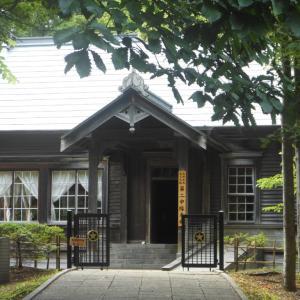 「野幌グリーンモール」屯田資料館からポプラの詩まで【北海道江別市】
