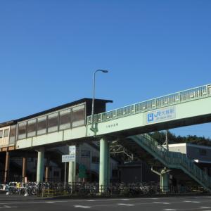 JR大麻駅の跨線人道橋の架け換え工事が2022年6月に着工予定【江別市】