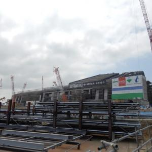 新球場「北海道ボールパーク」建設地見学会へ参加、現在の進捗状況と今後の構想【北広島市】