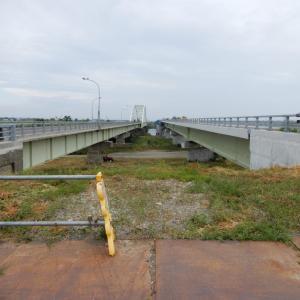 国道275号線「新石狩大橋」、2021年7年道路工事の進捗状況と完成予定日【江別市】