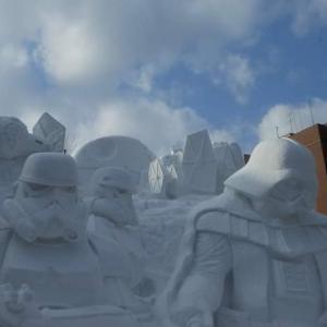 2022年開催、第72回札幌雪祭り、大雪像の設置を中止【札幌市】