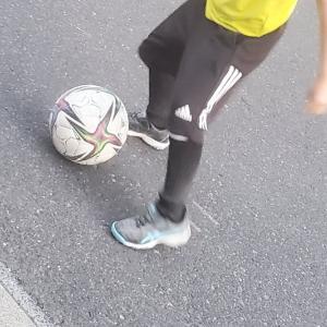 サッカーはじめました。