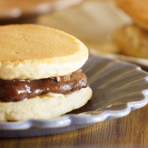 子供が大喜び!パンケーキミックスで作る簡単どら焼き【外出自粛・おうち時間】
