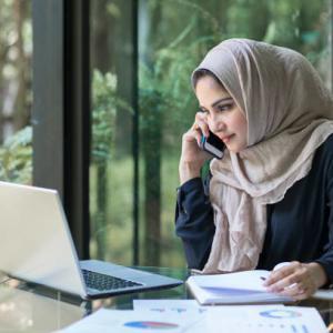 ヒジャブはムスリム女性を自由にする