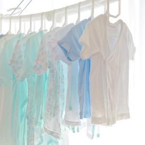 赤ちゃんの洗濯物は少ないけれど毎日洗濯が必要(育休70日目)
