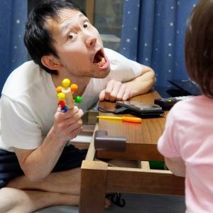 叔父さんが家にやってきたら、長女の態度は短時間で急変した(育休79日目)