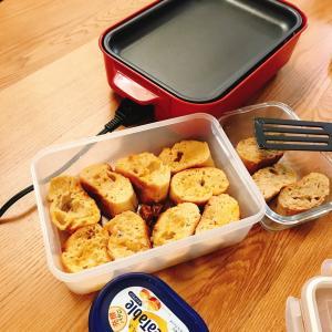 【コストコ】コストコのお気に入りパンで簡単フレンチトースト