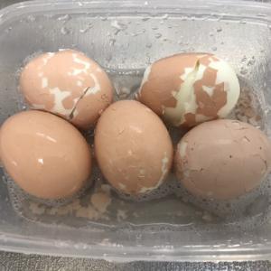 家政婦のミタゾノ流「簡単ゆで卵の剥き方」を実際にやってみた結果
