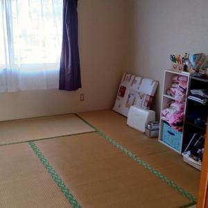 初めての子供部屋を作ったよ。