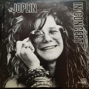 IN CONCERT【JANIS JOPLIN】