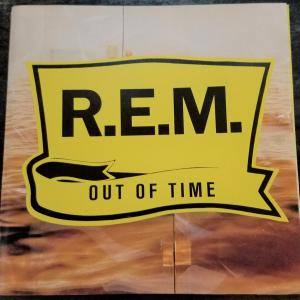 OUT OF TIME【R.E.M.】