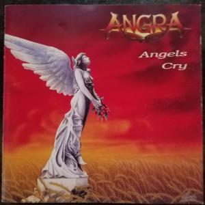 Angels Cry【ANGRA】