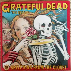SKELETONS FROM THE CLOSET【GRATEFUL DEAD】