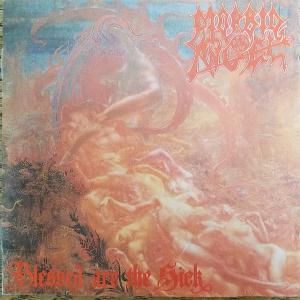 BLESSED ARE THE SICK【MORBID ANGEL】