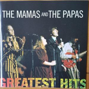GREATEST HITS【THE MAMAS AND PAPAS】