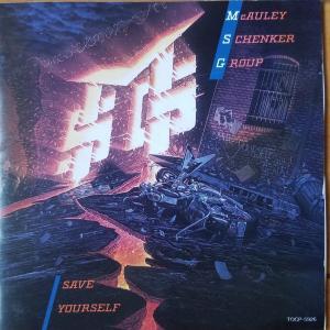 SAVE YOURSELF【McAULEY SCHENKER GROUP】