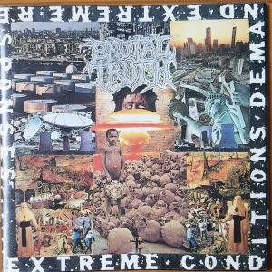 EXTREME CONDITHONS DEMAND RESPONSES【BRUTAL TRUTH】