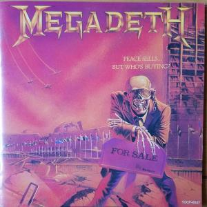 Peace Sells...But Who's Buying?【MEGADETH】