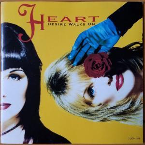 DESIRE WALKS ON【HEART】