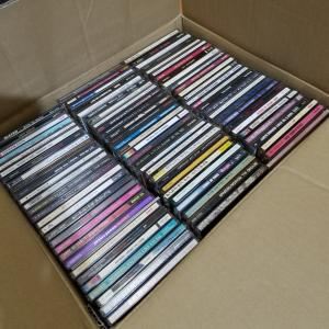 断捨離80枚目まで終了。【コラム…持っていないCDの歌詞を印刷する方法】