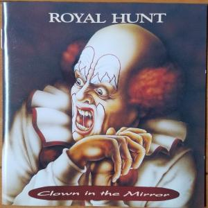 CLOWN IN THE MIRROR【ROYAL HUNT】