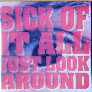 JUST LOOK AROUND【SICK OF IT ALL】
