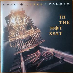 in THE HOT SEAT【EMERSON,LAKE & PALMER】