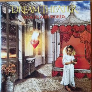 IMAGES AND WORDS【DREAM THEATER】