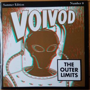 THE OUTER LIMITS【VOIVOD】