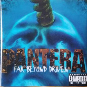 FAR BEYOND DRIVEN【PANTERA】