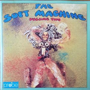 VOLUME TWO【THE SOFT MACHINE】