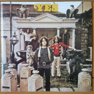 YES (1st album - self titled)【YES】