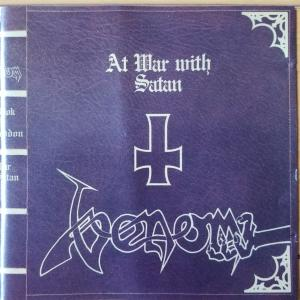 At War With Satan【VENOM】