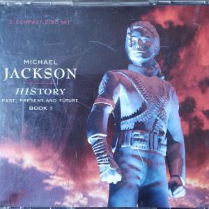 HIStory: Past, Present and Future, Book I【MICHAEL JACKSON】