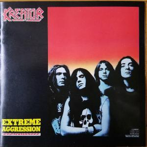 EXTREME AGGRESSION【KREATOR】