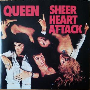 SHEER HEART ATTACK【QUEEN】