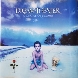 A CHANGE OF SEASONS【DREAM THEATER】