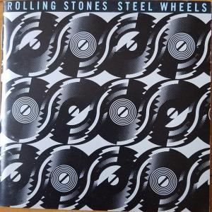 STEEL WHEELS【ROLLING STONES】