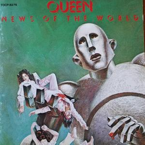 NEWS OF THE WORLD【QUEEN】