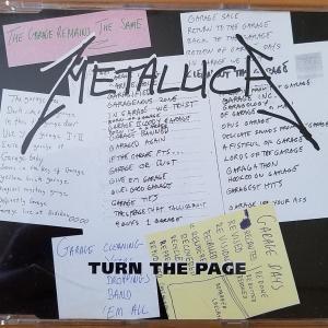 TURN THE PAGE【METALLICA】