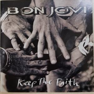 【100円de名盤シリーズ-18】Keep The Faith【BON JOVI】