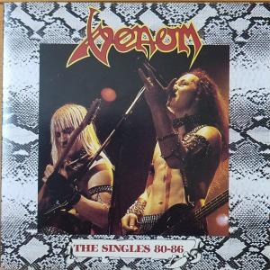 THE SINGLES 80-86【VENOM】