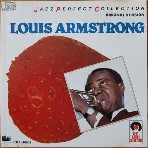 JAZZ PERFECT COLLECTION【LOUIS ARMSTRONG】
