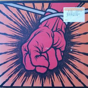 【100円de名盤シリーズ-33】st.anger【METALLICA】