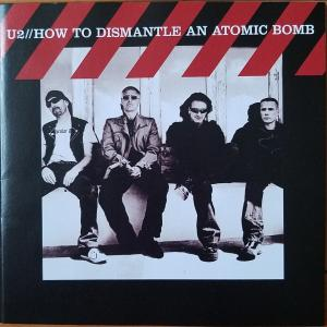 【100円de名盤シリーズ-35】HOW TO DISMANTLE AN ATOMIC BOMB【U2】