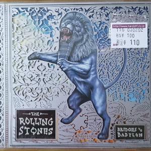 【100円de名盤シリーズ-37】BRIDGE TO BABYLON【ROLLING STONES】
