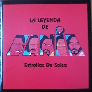 LA LEYENDA DE FANIA【Estrellas De Salsa】
