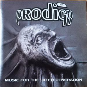 【100円de名盤シリーズ-40】MUSIC FOR THE JILTED GENERATION【THE PRODIGY】