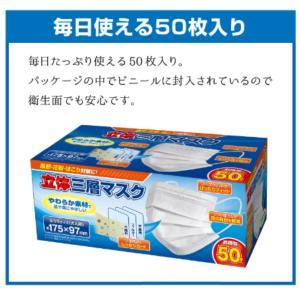 【速報】コロナの影響で品薄のマスク!大容量50枚入で約3000円!今後の感染対策に!