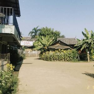 タイの田舎町パーイ